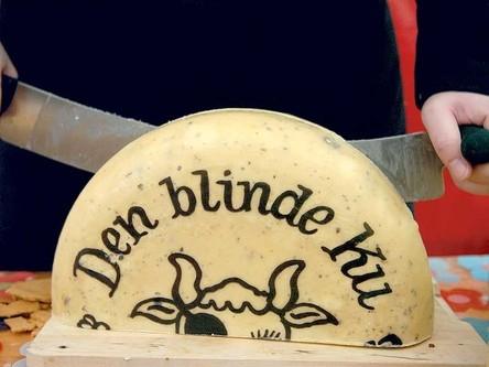 den blinde ku