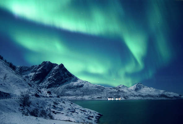 Northern Lights - Lofoten Islands