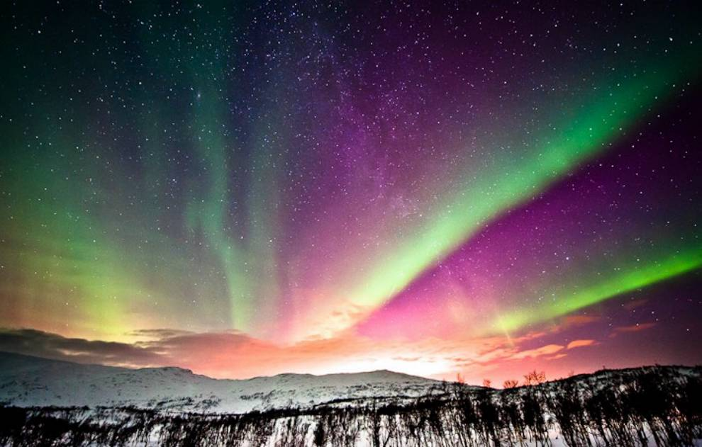 Northern Lights in Northern Norway - ThorNews