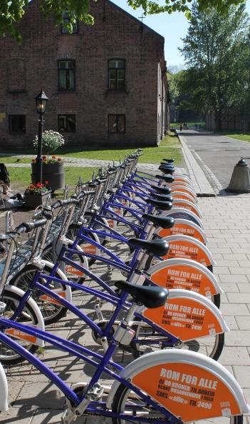 Bysykler.Oslo Resized