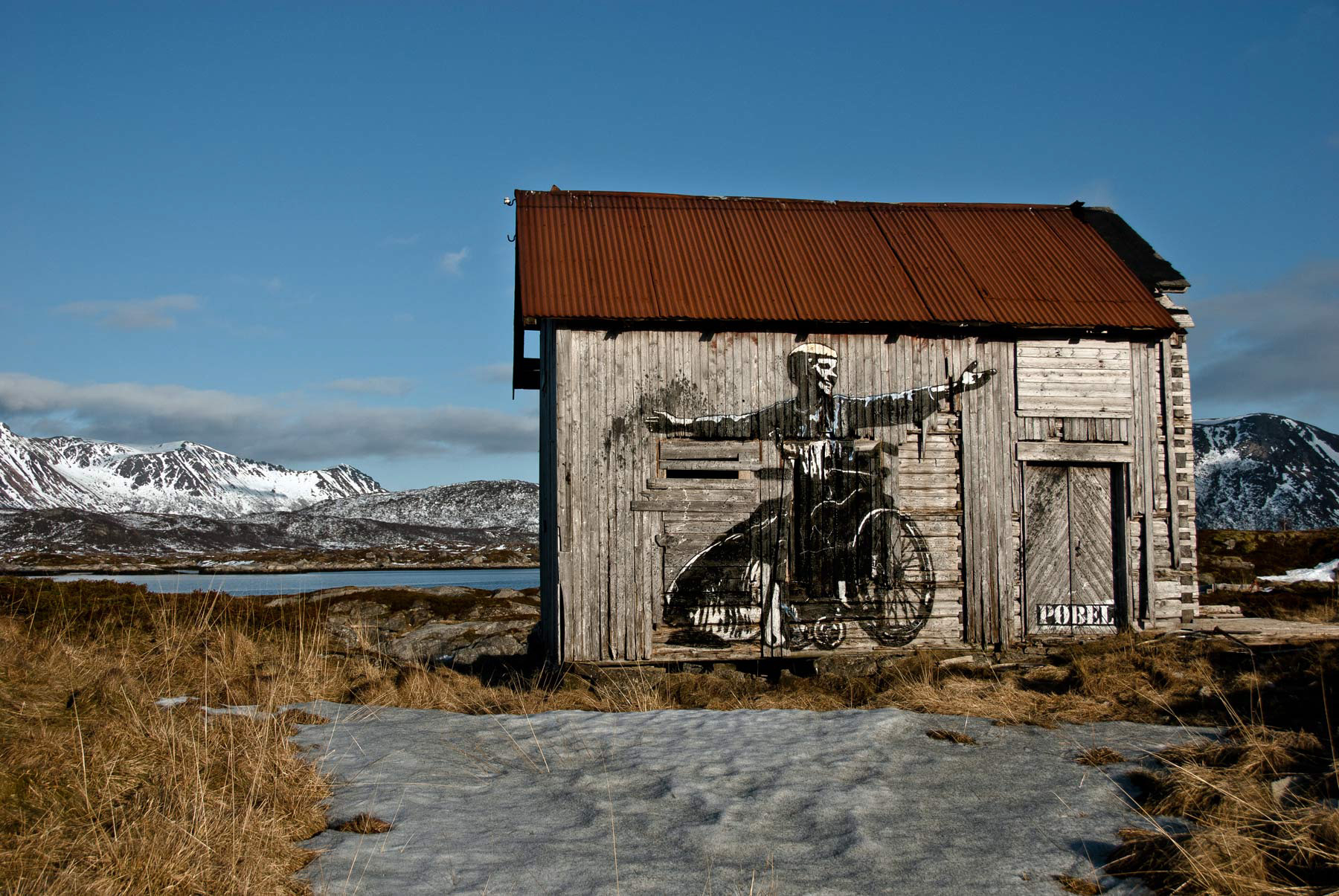 Urban Street Art VS Rural Landscapes ThorNews