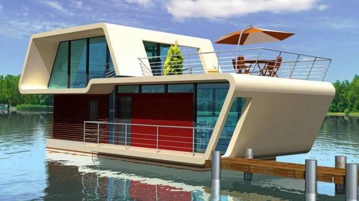 Husbåt design Bergen. Viking CompositeAS