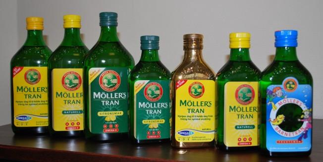 Møllers tran