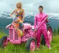 Moods - jente og gutt traktor
