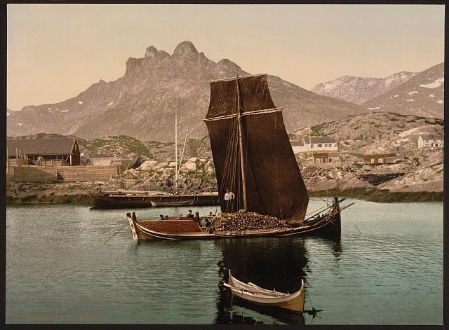 Nordlandboat Svolvaer