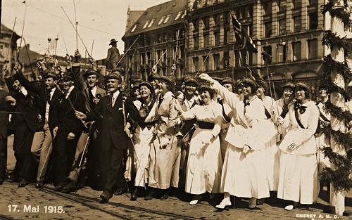 russen i 1915
