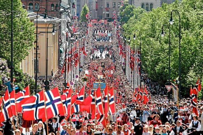 17mai-tog Oslo