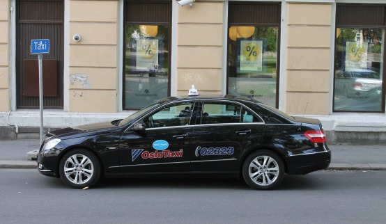 42 5 Percent Of All Norwegian Taxis Are Mercedes Benz