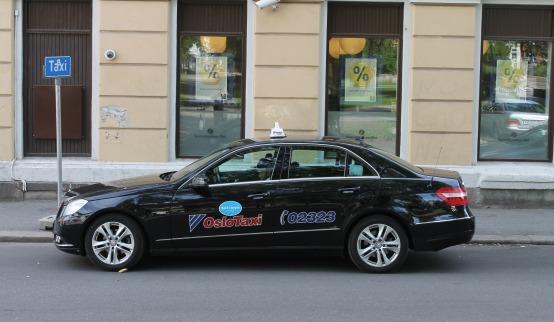 Mercedes, Oslo Taxi