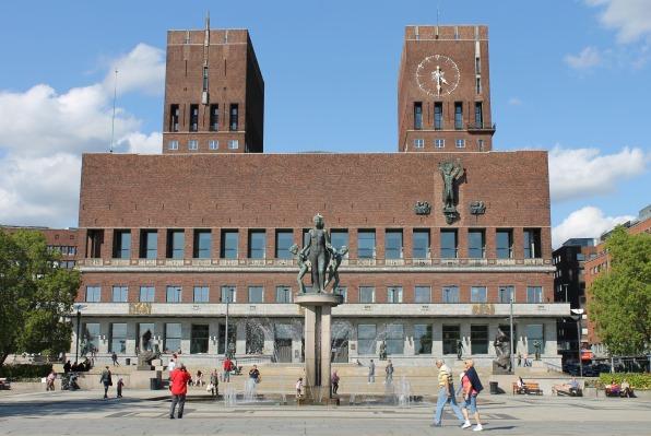 Oslo, rådhuset resized