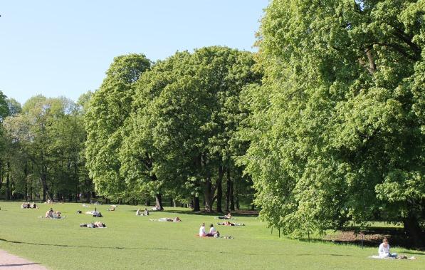 Oslo, slottsparken resized