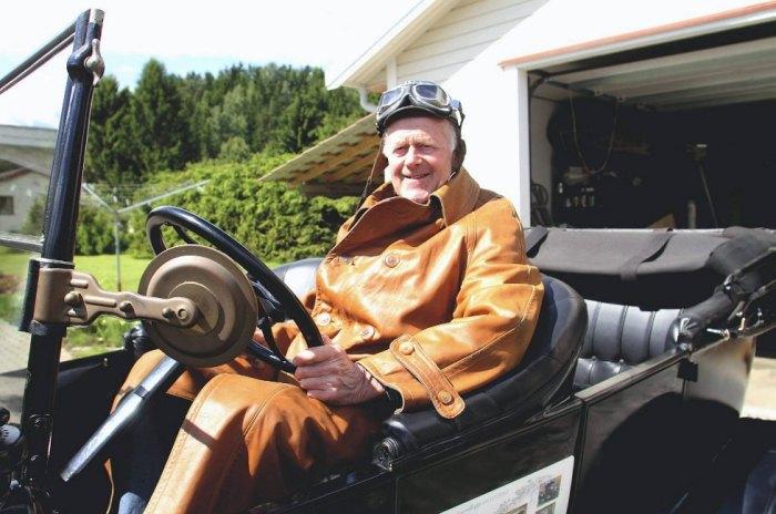 Norge rundt i en T-Ford, NA
