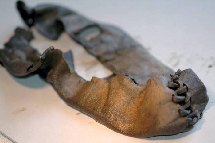 Norway's Oldest Shoe
