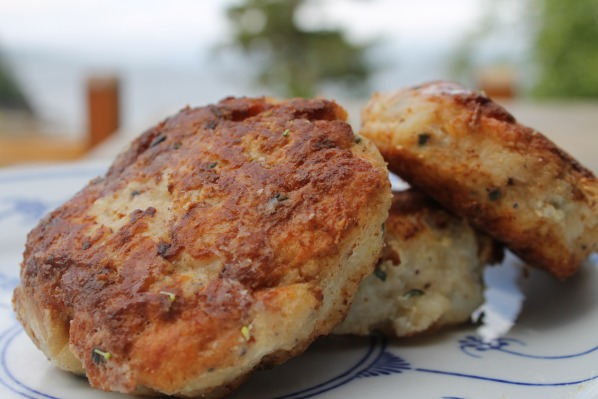 Delicious Homemade Cod Fish Cakes