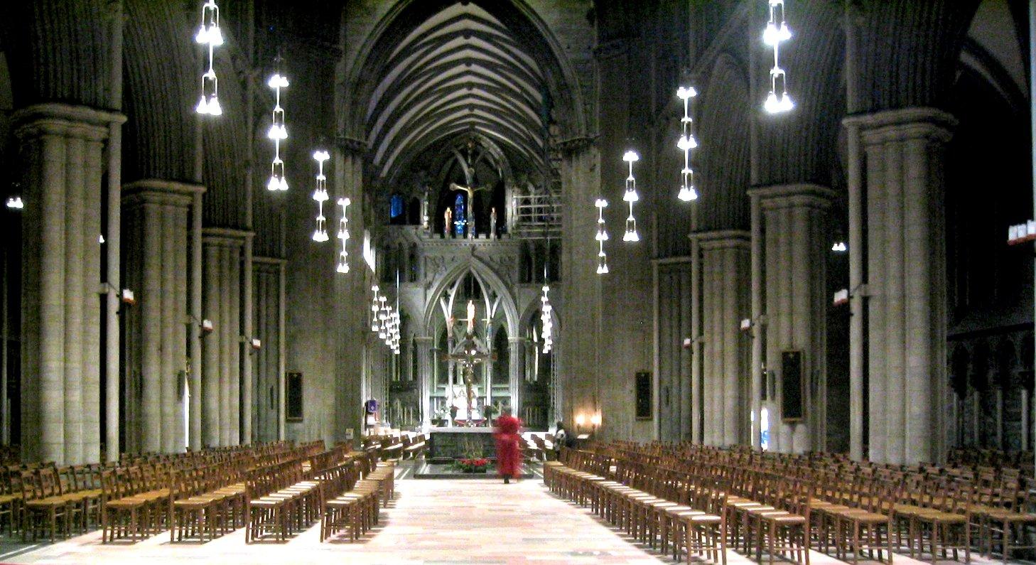 Nidaros Cathedral in Trondheim – Nidarosdomen