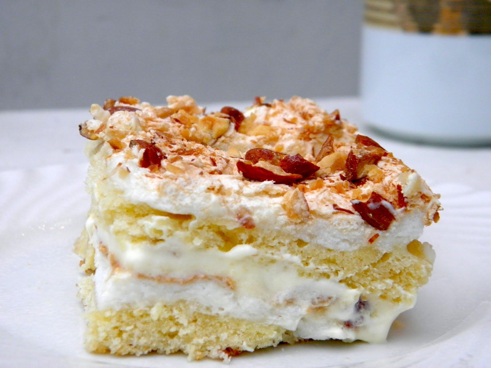 The Best Cake Images : Norwegian  Kv?fjordkake    The World s Best Cake   ThorNews