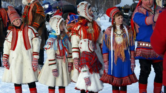 Image result for sami people