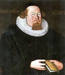 Petter Dass portrait