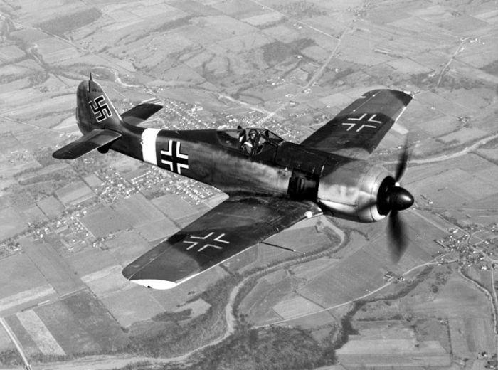 Focke-Wulf Fv 190A
