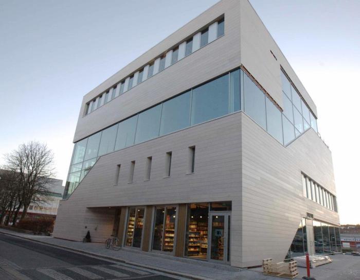 Litteraturhuset Fredrikstad
