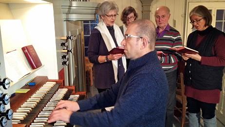 Orgelmaraton Fauske kirke