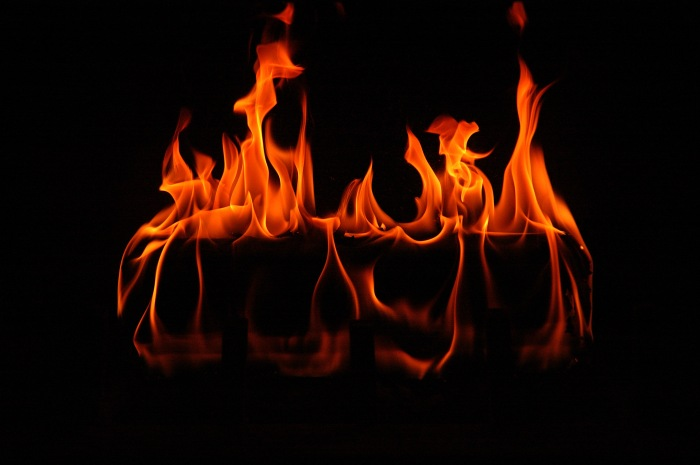 Firewood Fireplace-RM