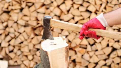 Firewood - Vedfyring
