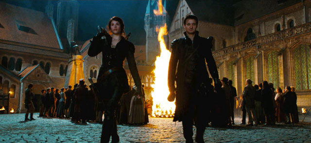 Hansel & Gretel Witch Hunters from movie