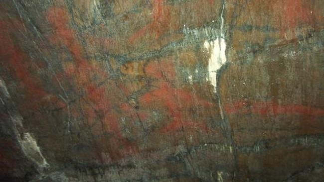 Hulemalerier - fra veggen