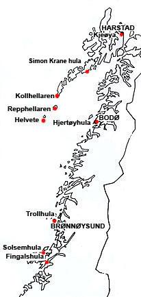 Hulemalerier i Norge