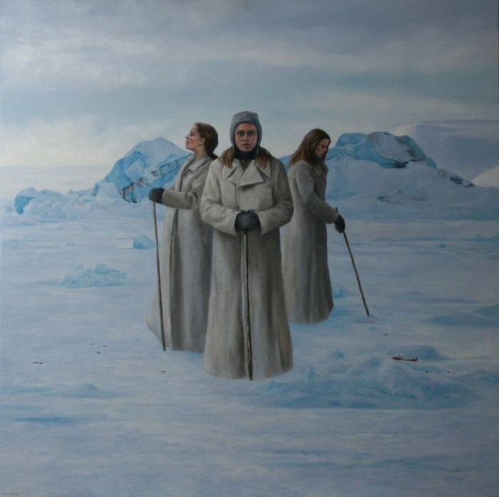 Irena Jovic, Min ekspedisjon, 2005
