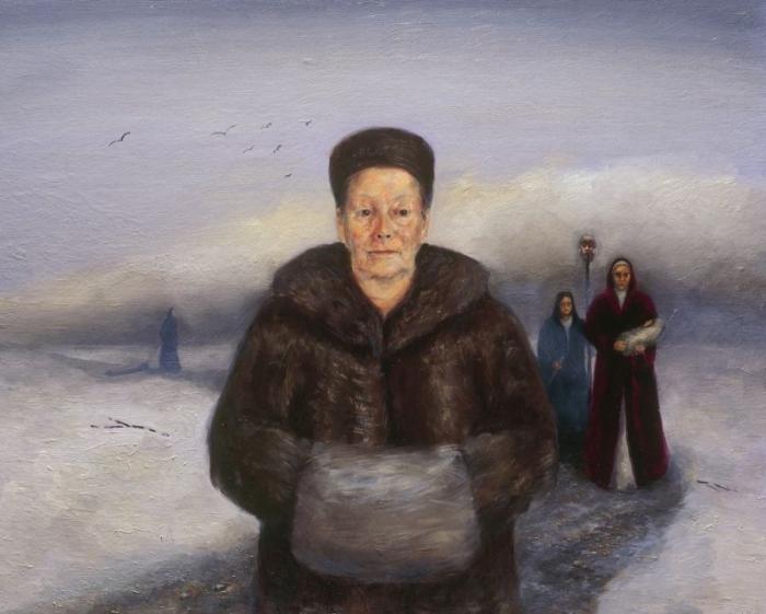 Irena Jovic - Vandrere, 2003