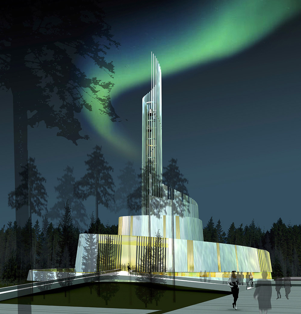 Opening Of The Northern Lights Cathedral In Alta