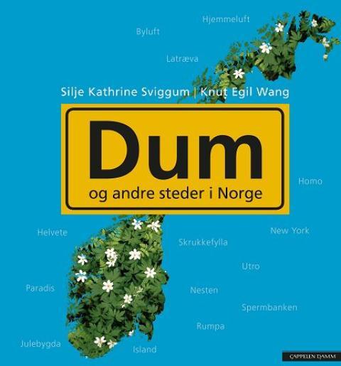 Norske stedsnavn