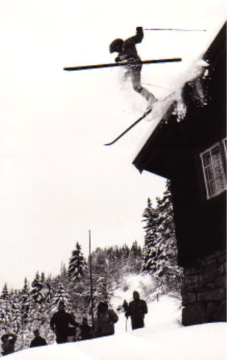 Sondre Norheim Skiing Pioneer