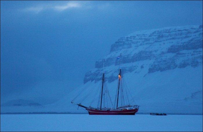 Svalbard - Noorderlicht