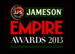 Empire Awards 2013 logo