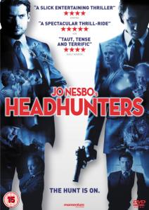 Heahdunters movie Jo Nesbo