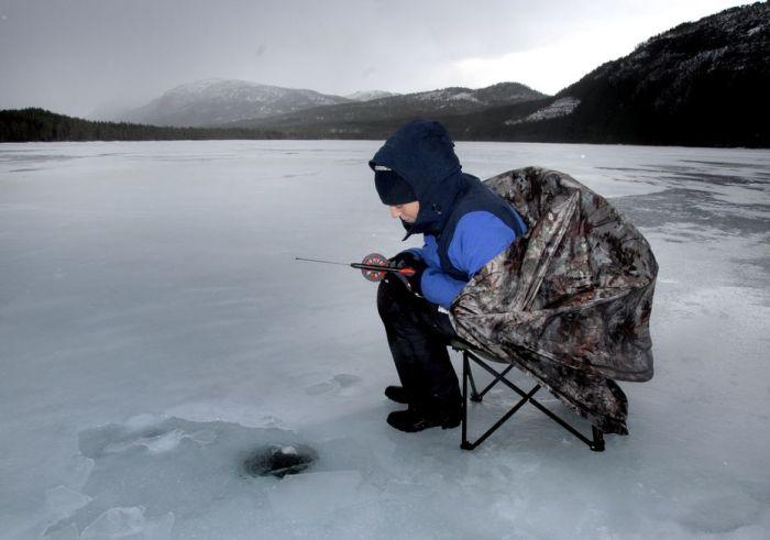 Ice Fishing Western Norway 4