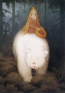 Kvitebjørn Kong Valemon Theodor Kittelsen1912