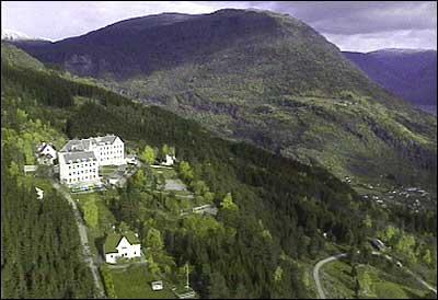 Luster sanatorium oversikt