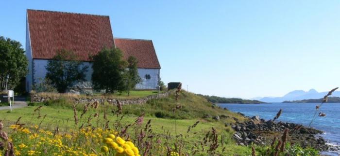 Hurtigruten - Trondenes museum