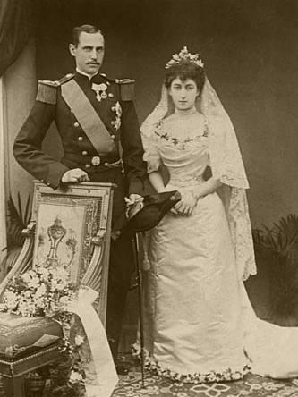 Kongefamilien Haakon Maud - kongehuset