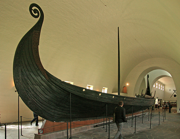 Oseberg Ship Oslo