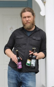 Beer brewer Jørn
