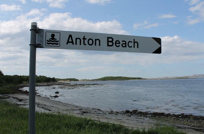 Anton Beach 1
