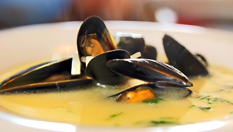 Fish soup ala Hellstrøm