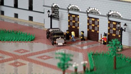 LEGO royal palace 2