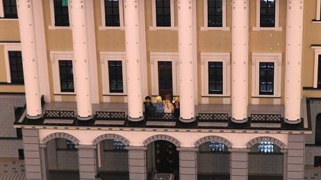 LEGO royal palace 3