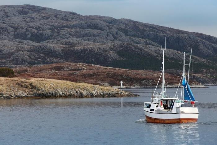 Rørvik fishing boat - Eugene